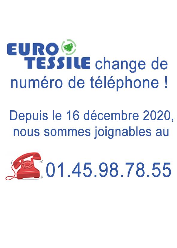 CHANGEMENT TEL EUROTESSILE V2